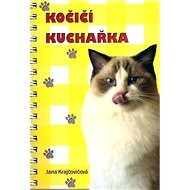 Kočičí kuchařka - Kniha
