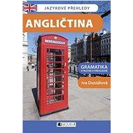 Jazykové přehledy Angličtina - Kniha