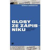 Glosy ze zápisníku: Minimyšlenky v abecedním pořadí - Kniha