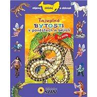 Tajuplné bytosti v pověstech a bájích 8x puzzle: Objevuj, skládej a obkresli - Kniha