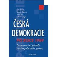 Česká demokracie po roce 1989: Institucionální základy českého politického systému - Kniha