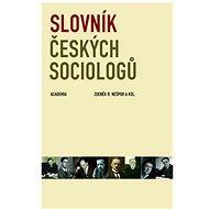 Slovník českých sociologů - Kniha