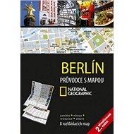 Berlín průvodce s mapou: 12 rozkládacích map - Kniha