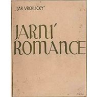 Jarní romance - Kniha