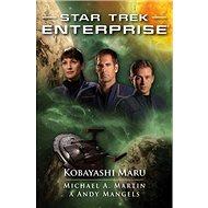 Star Trek Kobayashi Maru - Kniha