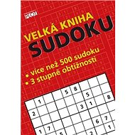 Velká kniha sudoku - Kniha