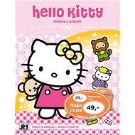 Hello Kitty Rodina: Samolepková knížka