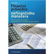 Finanční průvodce nefinančního manažera: Jak se rychle zorientovat v podnikových a projektových fina - Kniha