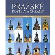 Pražské kostely a chrámy - Kniha