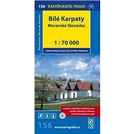 Bílé Karpaty Moravské Slovácko: cyklomapa 1: 70 000 - Kniha