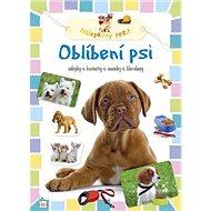 Oblíbení psi Nálepkový sešit - Kniha