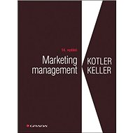 Marketing management: 14. vydání - Kniha