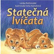 Statečná lvíčata - Kniha