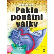 Peklo pouštní války - Kniha