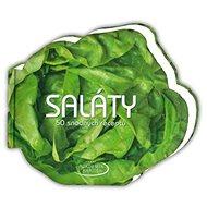 Saláty 50 snadných receptů - Kniha