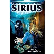 Detektivní kancelář Sirius - Kniha