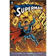 Superman 1 Cena zítřka - Kniha
