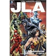 JLA 2: Liga spravedlnosti - Kniha