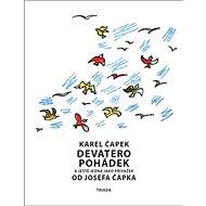 Devatero pohádek a ještě jedna jako přívažek od Josefa Čapka - Kniha