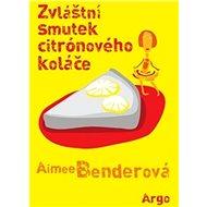 Zvláštní smutek citronového koláče - Kniha