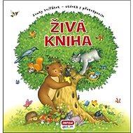 Živá kniha: Zvuky zvířátek - okénka s překvapením - Kniha