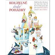 Kouzelné české pohádky - Kniha