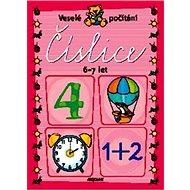 Číslice 6-7 let: Veselé počítání - Kniha