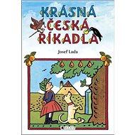Krásná česká říkadla: Josef Lada - Kniha