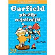 Garfield Přežije nejsilnější - Kniha