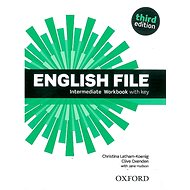 English File Third Edition Intermediate Workbook without key - Kniha
