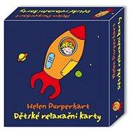 Dětské relaxační karty - Kniha