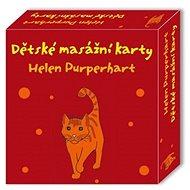 Dětské masážní karty - Kniha