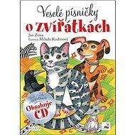 Veselé písničky o zvířátkách - Kniha