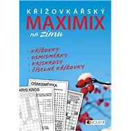 Křížovkářský maximix na zimu - Kniha