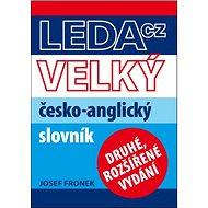 Velký česko-anglický slovník: Druhé rozšířené vydání - Kniha