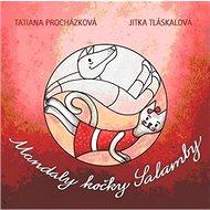 Mandaly kočky Salamby - Kniha