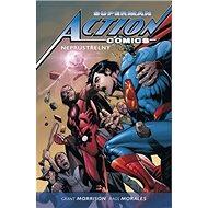 Superman Action comics 2 Neprůstřelný - Kniha