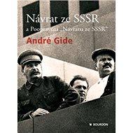 """Návrat ze SSSR a Poopravení """"Návratu ze SSSR"""" - Kniha"""