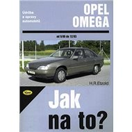 Opel Omega od 9/86 do 12/93: Údržba a opravy automobilů č. 28