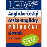 Anglicko-český česko-anglický příruční slovník: Studentské vydání - Kniha