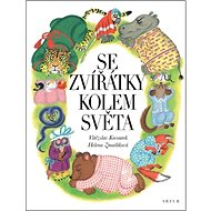 Se zvířátky kolem světa - Kniha