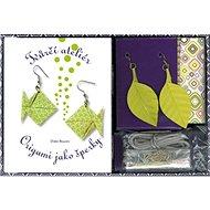 Origami jako šperky Tvůrčí ateliér: Krabička + kniha + části šperků - Kniha