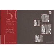 50 lidových písní II - Kniha
