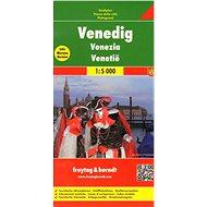 Benátky Venedig Venice 1:5 000 - Kniha