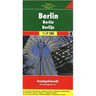 Berlín 1:17 500 - Kniha