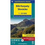 Bílé Karpaty 1:50 000: turistická mapa - Kniha