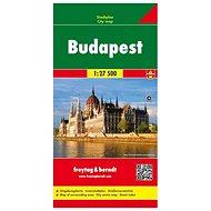 Budapešť 1:27 500 - Kniha