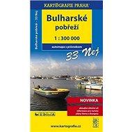 Bulharské pobřeží 33 nej: 1:300 000 - Kniha