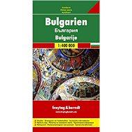 Bulharsko 1:400 000 - Kniha