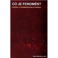 Co je fenomén?: Husserl a fenomenologie ve Francii - Kniha